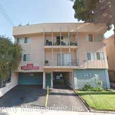 Rental info for 347 E Plymouth # 8 in the Los Angeles area