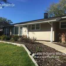 Rental info for 5532 LaPalm Dr in the Oak Forest area