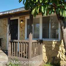 Rental info for 3270 Greely in the Barrio Logan area