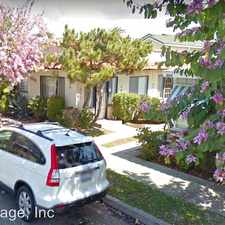 Rental info for 1066 Mira Mar Ave in the Wilson High area