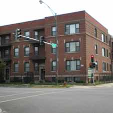 Rental info for 5655 - 59 South Indiana in the Washington Park area