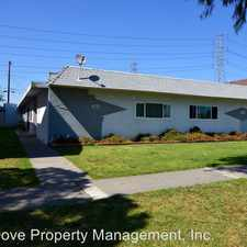 Rental info for 1815 W. Crestwood Lane in the Anaheim area