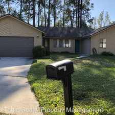 Rental info for 4420 Palmetto Inlet w in the Charter Point area
