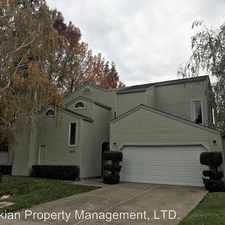 Rental info for 2609 Grand Canal Blvd. in the Stockton area