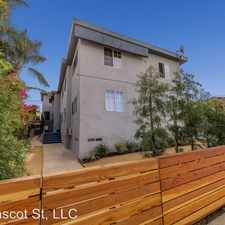 Rental info for 4822 Mascot St - Unit #2 in the Los Angeles area