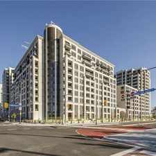 Rental info for 99 South Town Centre Boulevard #1015