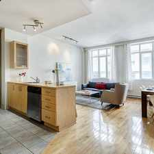 Rental info for 1449 Rue Saint-Alexandre in the Plateau-Mont-Royal area