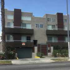 Rental info for 549 S Wilton Pl #104 in the Los Angeles area