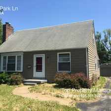 Rental info for 1839 Park Ln in the North Riverfront area