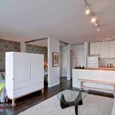 Rental info for 1333 Hornby Street in the Downtown area