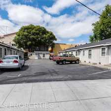 Rental info for 355-365 N. Autumn Street in the Garden Alameda area