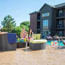 Rental info for College Towne East in the Lansing area