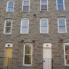 Rental info for 2124 Division St. in the Sandtown-Winchester area