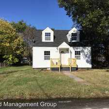 Rental info for 728 Quail Ave in the Norfolk area