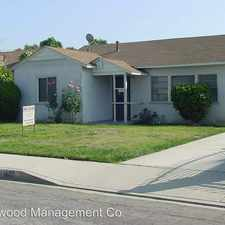 Rental info for 11632 Gem St in the 90650 area