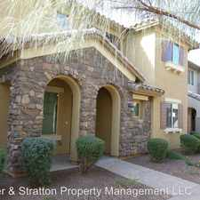 Rental info for 2550 E Boston St in the Gilbert area