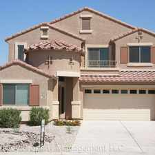 Rental info for 258 W Love Rd in the San Tan Valley area