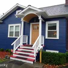 Rental info for 1905 NW 65th St. in the Ballard area