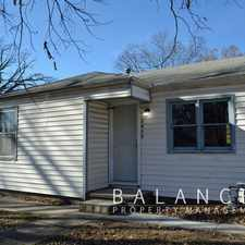 Rental info for Balanced Property Management in the Topeka area