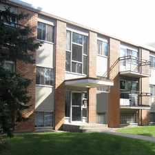 Rental info for Julliard South in the Central McDougall area
