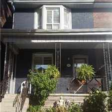 Rental info for 193 Grace Street Main in the Trinity-Bellwoods area