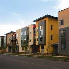 Rental info for Downtown Belmar Apartments in the Denver area