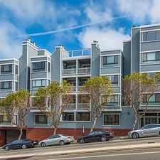 Rental info for 1350 California Street #207 in the San Francisco area
