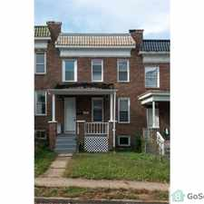 Rental info for Christmas Special Zero Security Deposit.....Brand New....It is a must see Call Monique 301 233 3049 in the Baltimore area
