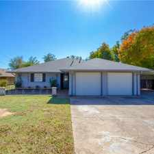 Rental info for Huge 3bd 2ba 2car Remodel House in Townsend Elementary in the Oklahoma City area