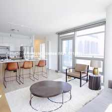 Rental info for 343 West Wolf Point 1/1 in the The Loop area