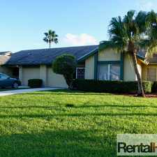 Rental info for 3341 SW Villa Place in the Palm City area