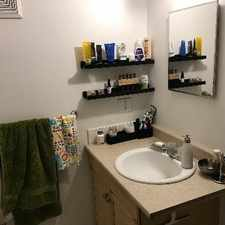 Rental info for 2 bedroom pet friendly north side condo. Walking distance to LRT in the Belvedere area
