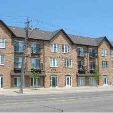 Rental info for Allen Rd & Sheppard Ave W in the Downsview-Roding-CFB area