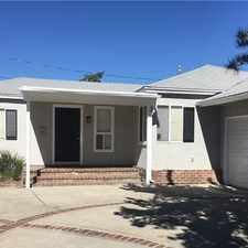Rental info for Convenient Location 3 Bed 1.75 Bath For Rent in the Los Angeles area