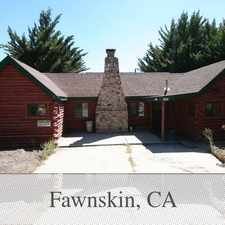 Rental info for 3 Bedroom, 2 Bathroom Log Lakefront Home With A...