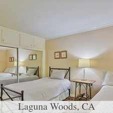 Rental info for 2 Bedrooms Apartment - Charming Furnished Cotta... in the Laguna Hills area