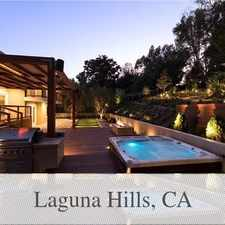 Rental info for Laguna Hills, Great Location, 4 Bedroom House. in the Laguna Hills area