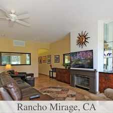 Rental info for $4,900/mo - Ready To Move In. in the Rancho Mirage area