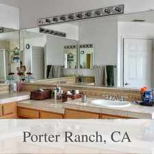 Rental info for Save Money With Your New Home - Porter Ranch in the Porter Ranch area