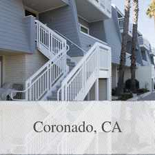Rental info for Gorgeous Two Story Waterfront, Upper Unit Condo... in the San Diego area