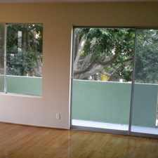 Rental info for Apartment For Rent In WEST HOLLYWOOD. in the Los Angeles area