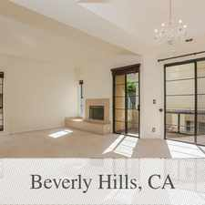 Rental info for Beverly Hills Luxurious 2 + 2.50. Parking Avail... in the Los Angeles area