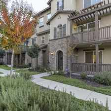 Rental info for San Jose - 4bd/3.50bth 2,006sqft Townhouse For ... in the Gateview area