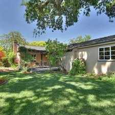Rental info for 3 Bedrooms House - Designed & Blt By Renown... in the Professorville area