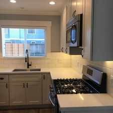 Rental info for Beautifully Remodeled 2 Bedroom/1 Bath With Yar...