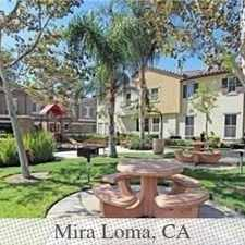 Rental info for Beautiful SERAFINA Gated Community With Pool, S... in the Mira Loma area