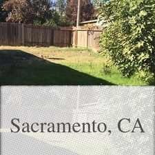 Rental info for Great Three Bedroom In Sacramento in the Golf Course Terrace area