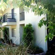 Rental info for Land Park 2 Bedroom 1 Bathroom Apartment in the Golf Course Terrace area
