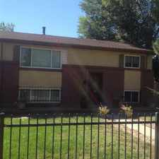 Rental info for Beautiful Home In Aurora in the Aurora Gateway area