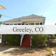 Rental info for Greeley Luxurious 1 + 1